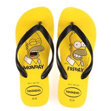 Chinelo Masculino Havaianas Simpsons