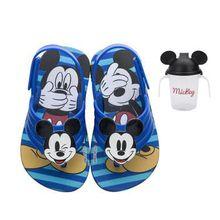 Chinelo Bebê Masculino Disney Mickey Mouse - 22165