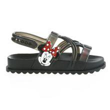Sandália Casual Infantil Feminina Disney Minnie Mouse - 22334-50895