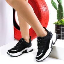 Sapatenis Dad Sneaker Feminino Via Marte - 204002