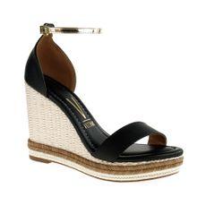 Sapato Anabela Plataforma Feminina Vizzano - 62835066
