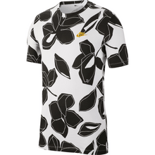 Camiseta Casual Masculina Nike Sportswear RS1 Floral - CI6110-100