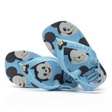 Chinelo Bebê Masculino Havaianas Mickey Mouse - 4137007-0031