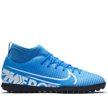 Chuteira Society Infantil Nike Mercurial Superfly 7 Club - AT8156-414