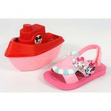 Sandália Infantil Feminina Disney - 22171.20819