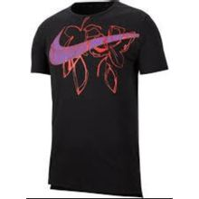 Camiseta Masculina Nike Dry SS GRX Flower - CD0088-010