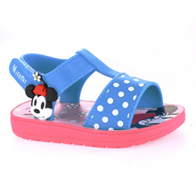 Sandália Papete Infantil Feminina Disney - 22302.20248