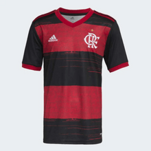 Camisa Juvenil Flamengo Adidas - FH7589