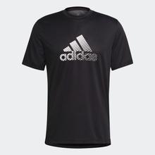 Camiseta Fitness Masculina Adidas Designed 2 Move Activated Tech Aeroready - GM2162