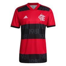 Camisa CR Flamengo Uniforme 1 2021 Adidas - GG0997