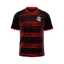 Camiseta Masculina Adulto Braziline Flamengo Rent - 1004558