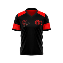 Camiseta Masculina Braziline Flamengo Nova Zico Retrô - 001004507