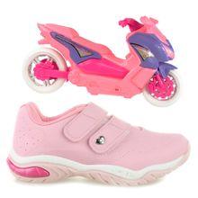 Tênis Infantil Feminino Kidy - 00715950598